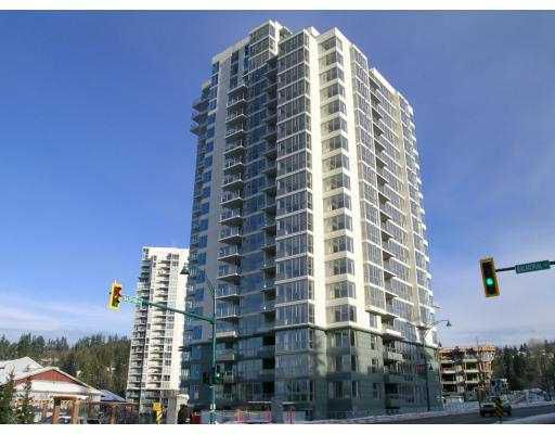 """Main Photo: 295 GUILDFORD Way in Port Moody: North Shore Pt Moody Condo for sale in """"THE BENTLEY"""" : MLS®# V639041"""