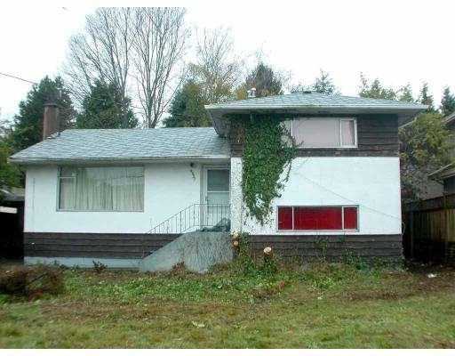 Main Photo: 9651 WILLIAMS Road in Richmond: Saunders House for sale : MLS®# V639524