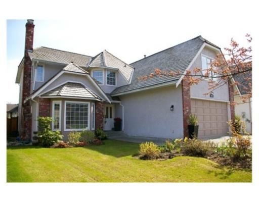 Main Photo: 2696 TEMPE GLEN DR in North Vancouver: House for sale : MLS®# V831725