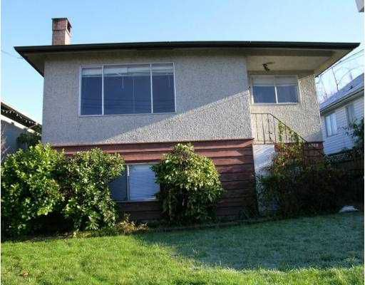 Main Photo: 5528 LINCOLN Street in Vancouver: Collingwood VE House for sale (Vancouver East)  : MLS®# V680603