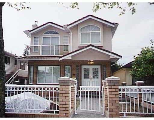 Main Photo: 4349 PARKER Street in Burnaby: Willingdon Heights House for sale (Burnaby North)  : MLS®# V682252