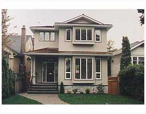 Main Photo: 4218 W 15TH Avenue in Vancouver: Point Grey House for sale (Vancouver West)  : MLS®# V694407