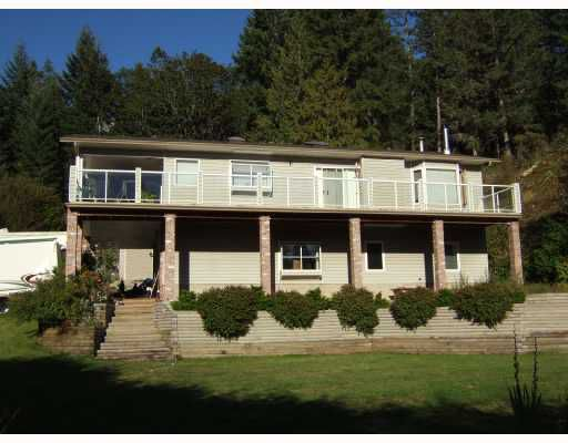 Photo 1: Photos: 5744 TROUT LAKE Road in Halfmoon_Bay: Halfmn Bay Secret Cv Redroofs House for sale (Sunshine Coast)  : MLS®# V668083