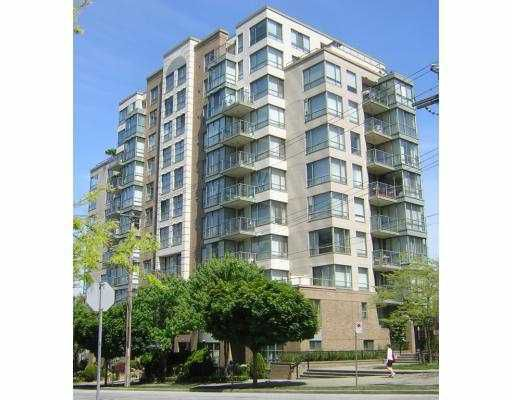 """Main Photo: 907 2288 PINE Street in Vancouver: Fairview VW Condo for sale in """"THE FAIRVIEW"""" (Vancouver West)  : MLS®# V676503"""