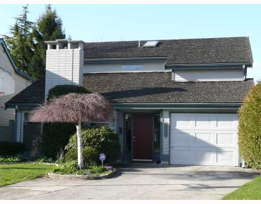 Main Photo: 6711 SHAWNIGAN Place in Richmond: Woodwards House for sale : MLS®# V693179