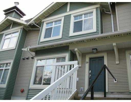 Main Photo: 42 7428 SOUTHWYNDE Avenue in Burnaby: South Slope Townhouse for sale (Burnaby South)  : MLS®# V676052
