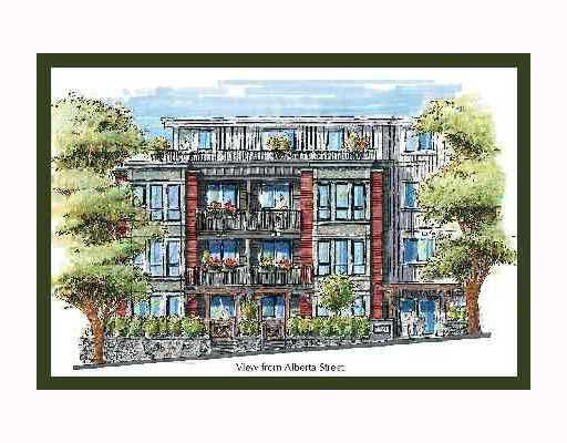 """Main Photo: 304 2626 ALBERTA Street in Vancouver: Mount Pleasant VW Condo for sale in """"THE CALLADINE"""" (Vancouver West)  : MLS®# V658346"""