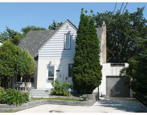 Main Photo: 351 SCOTIA Street in WINNIPEG: West Kildonan / Garden City Single Family Detached for sale (North West Winnipeg)  : MLS®# 2713625