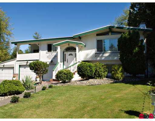 Main Photo: 2670 136TH Street in White_Rock: Elgin Chantrell House for sale (South Surrey White Rock)  : MLS®# F2722862
