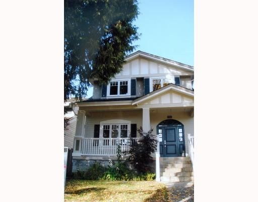 Main Photo: 3211 W 38th Avenue in Vancouver: MacKenzie Heights House for sale (Vancouver West)  : MLS®# V745001