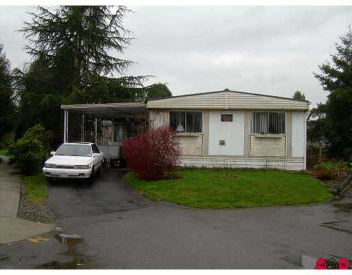 "Main Photo: 1840 160 Street in White Rock: King George Corridor Manufactured Home for sale in ""Breakaway Bays"" (South Surrey White Rock)  : MLS®# F2705464"