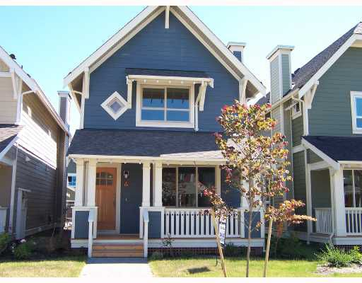 Main Photo: 235 HOLLY Avenue in New_Westminster: Queensborough House for sale (New Westminster)  : MLS®# V659624