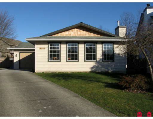 Main Photo: 3320 273A Street in Langley: Aldergrove Langley House for sale : MLS®# F2802837
