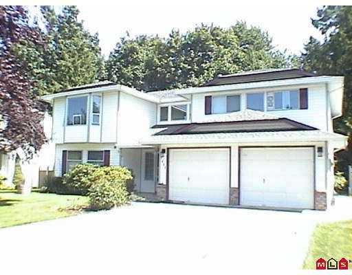 "Main Photo: 7442 142ND Street in Surrey: East Newton House for sale in ""Nichol Creek"" : MLS®# F2720770"