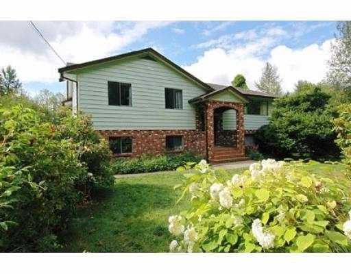 Main Photo: 28102 DEWDNEY TRUNK Road in Maple_Ridge: Whonnock House for sale (Maple Ridge)  : MLS®# V682997