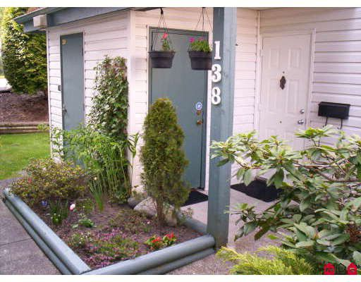 """Main Photo: 138 13702 67TH Avenue in Surrey: East Newton Townhouse for sale in """"Hyland Creek"""" : MLS®# F2813401"""