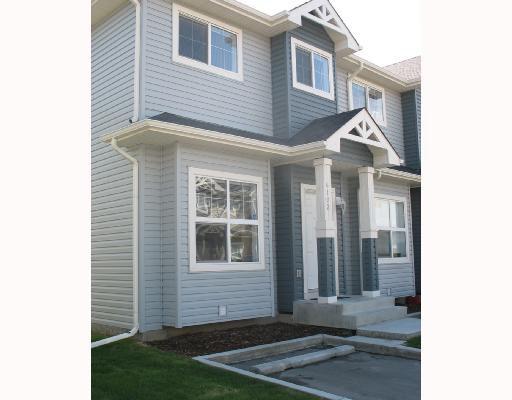 Main Photo: 6102 111 Tarawood Lane NE in CALGARY: Taradale Townhouse for sale (Calgary)  : MLS®# C3329467