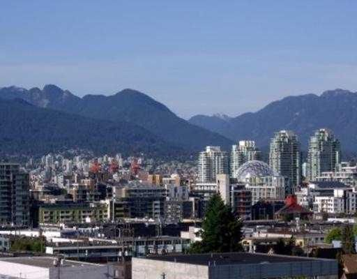 Main Photo: # 710 428 W 8TH AV in Vancouver: Condo for sale : MLS®# V802882