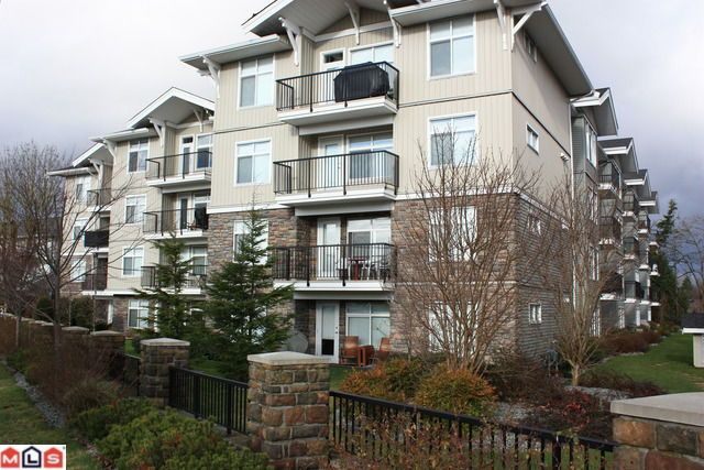 """Main Photo: # 205 33255 OLD YALE RD in Abbotsford: Central Abbotsford Condo for sale in """"The Brixton"""" : MLS®# F1028837"""