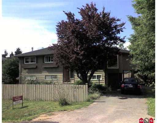 Main Photo: 12571 96A Avenue in Surrey: Cedar Hills House for sale (North Surrey)  : MLS®# F2715809