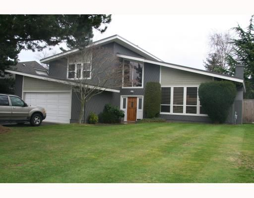 """Main Photo: 5132 GALWAY DR in Tsawwassen: Pebble Hill House for sale in """"PEBBLE HILL"""" : MLS®# V806368"""