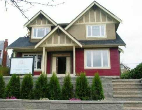 Main Photo: 4069 W. 34th Avenue in Vancouver West, Dunbar: Dunbar House for sale (Vancouver West)  : MLS®# V526607