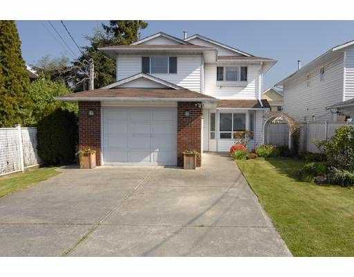 Main Photo: 3051 PLEASANT Street in Richmond: Steveston Village House for sale : MLS®# V646909