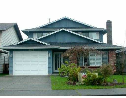 Main Photo: 10480 HOLLYBANK DR in Richmond: Steveston North House for sale : MLS®# V569627