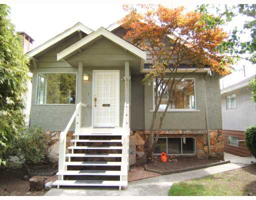 """Main Photo: 866 W 59TH Avenue in Vancouver: Marpole House for sale in """"MARPOLE"""" (Vancouver West)  : MLS®# V664482"""