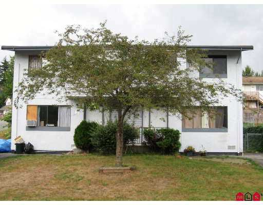 Main Photo: 32349 BRANT Avenue in Mission: Mission BC House Duplex for sale : MLS®# F2723415