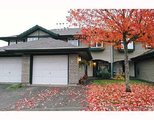 "Main Photo: 57 11737 236TH Street in Maple_Ridge: Cottonwood MR Townhouse for sale in ""MAPLEWOOD CREEK"" (Maple Ridge)  : MLS®# V675287"