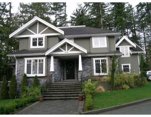 Main Photo: 508 JOYCE Street in Coquitlam: Coquitlam West House for sale : MLS®# V676983