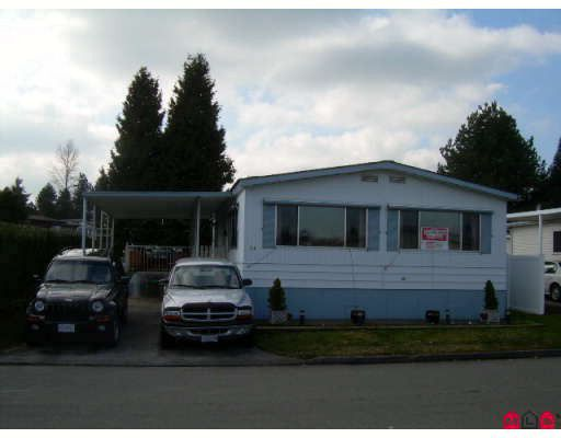 """Main Photo: 11 8254 134 Street in Surrey: Queen Mary Park Surrey Manufactured Home for sale in """"Westwood Estates"""" : MLS®# F2805871"""