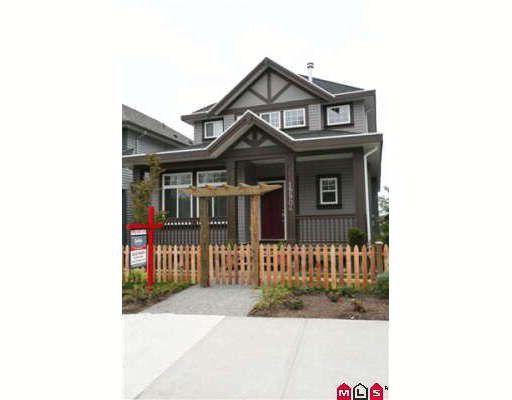 Main Photo: 19904 72ND Avenue in Langley: Willoughby Heights House for sale : MLS®# F2813305