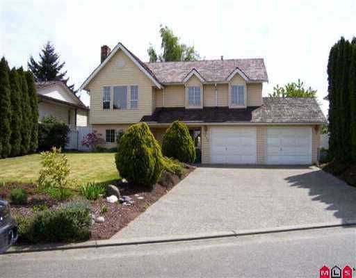 """Main Photo: 3306 HEDLEY Street in Abbotsford: Abbotsford West House for sale in """"Fairfield"""" : MLS®# F2710045"""
