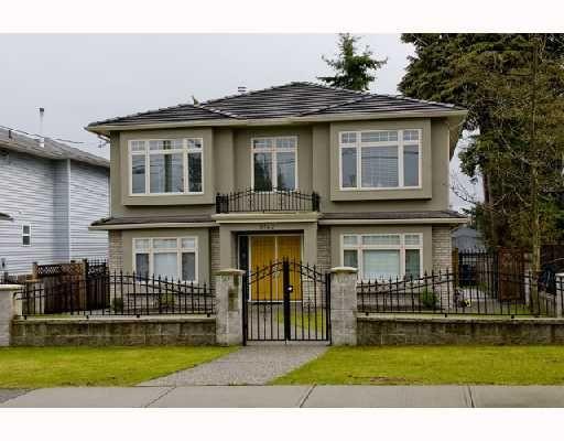 Main Photo: 8362 14TH AV in Burnaby: East Burnaby House for sale (Burnaby East)  : MLS®# V701854