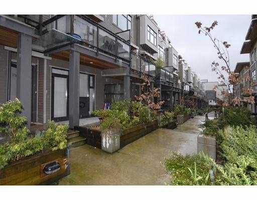 "Main Photo: 3796 COMMERCIAL Street in Vancouver: Victoria VE Condo for sale in ""BRIX"" (Vancouver East)  : MLS®# V692543"