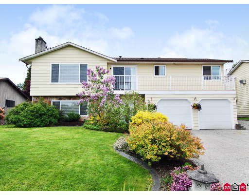 Main Photo: 8864 204A Street in Langley: Walnut Grove House for sale : MLS®# F2812897