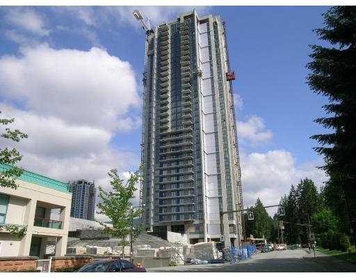 Main Photo: 1710 1178 HEFFLEY Crescent in Coquitlam: North Coquitlam Condo for sale : MLS®# V703727