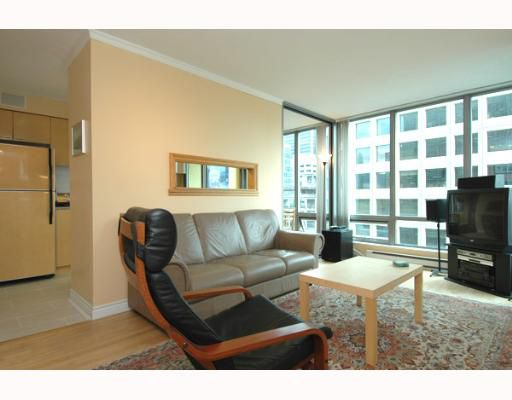 """Main Photo: 1306 1200 W GEORGIA Street in Vancouver: West End VW Condo for sale in """"RESIDENCES ON GEORGIA"""" (Vancouver West)  : MLS®# V642302"""