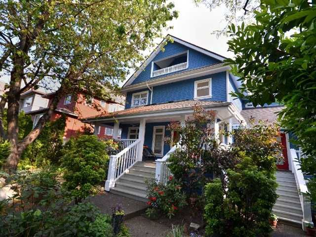 Main Photo: 2 46 W 12th Avenue in Vancouver: Mount Pleasant VW Townhouse for sale (Vancouver West)  : MLS®# V893598