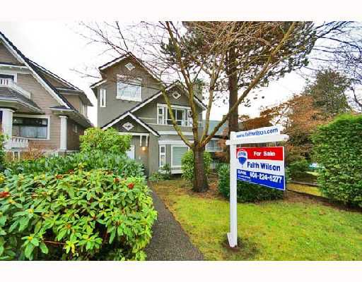 Main Photo: 3680 W 2ND Avenue in Vancouver: Kitsilano House 1/2 Duplex for sale (Vancouver West)  : MLS®# V712126