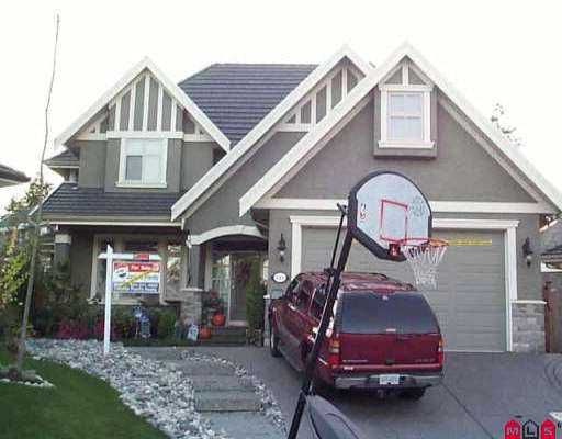 "Main Photo: 15450 37B AV in Surrey: Morgan Creek House for sale in ""IRONWOOD"" (South Surrey White Rock)  : MLS®# F2523906"