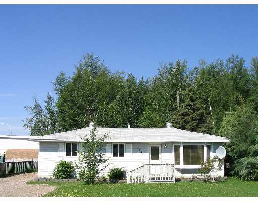 Main Photo: 5207 44TH Street in Fort_Nelson: Fort Nelson -Town House for sale (Fort Nelson (Zone 64))  : MLS®# N172109