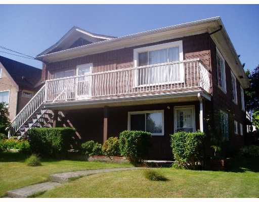 Main Photo: 832 4TH Street in New_Westminster: GlenBrooke North House for sale (New Westminster)  : MLS®# V647781