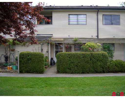 "Main Photo: 48 5181 204TH Street in Langley: Langley City Townhouse for sale in ""PORTAGE ESTATES"" : MLS®# F2712635"