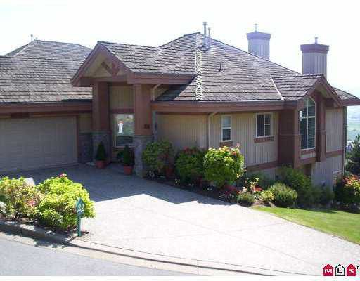 """Main Photo: 22 35931 EMPRESS Drive in Abbotsford: Abbotsford East Townhouse for sale in """"Magestic Ridge"""" : MLS®# F2720576"""