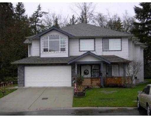 "Main Photo: 23907 115A Avenue in Maple_Ridge: Cottonwood MR House for sale in ""COTTONWOOD/ALBION"" (Maple Ridge)  : MLS®# V681403"