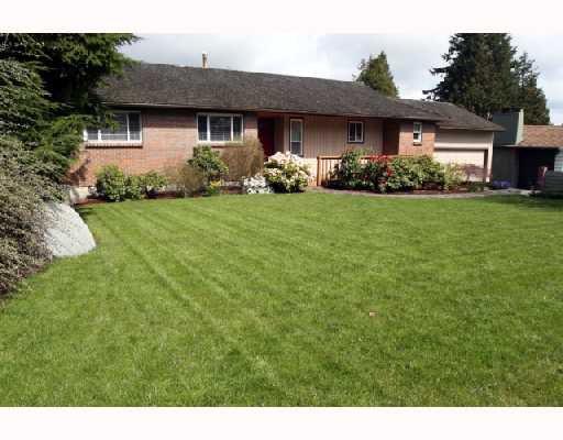 """Main Photo: 5075 DENNISON Drive in Tsawwassen: Tsawwassen Central House for sale in """"TSAWWASSNE CENTRAL"""" : MLS®# V699980"""