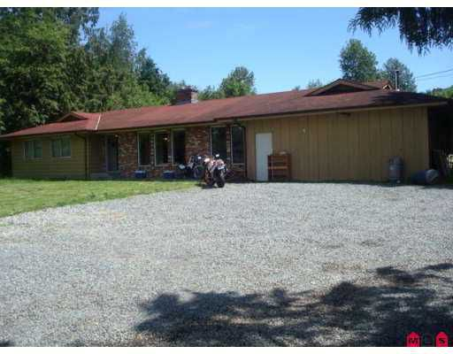 Main Photo: 6962 236TH Street in Langley: Salmon River House for sale